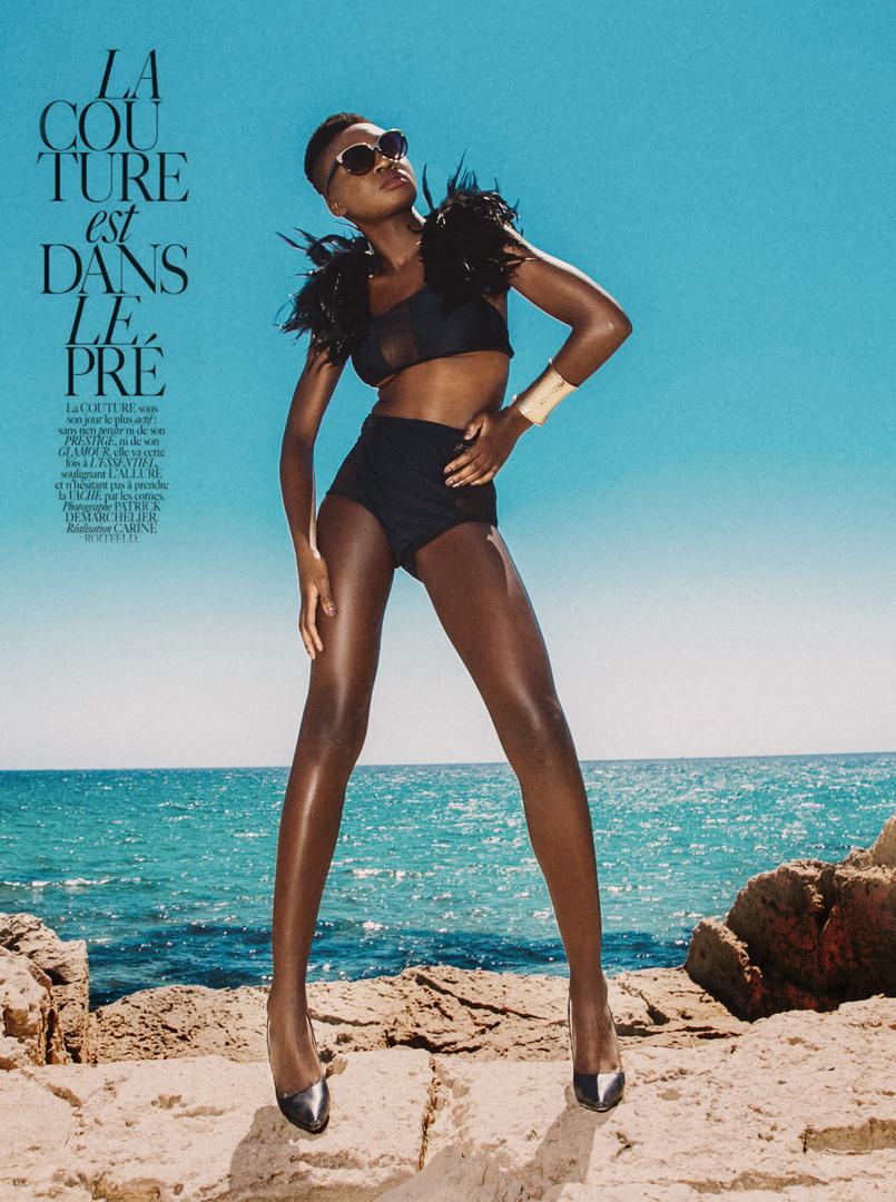 Black Model Fotograf*-
