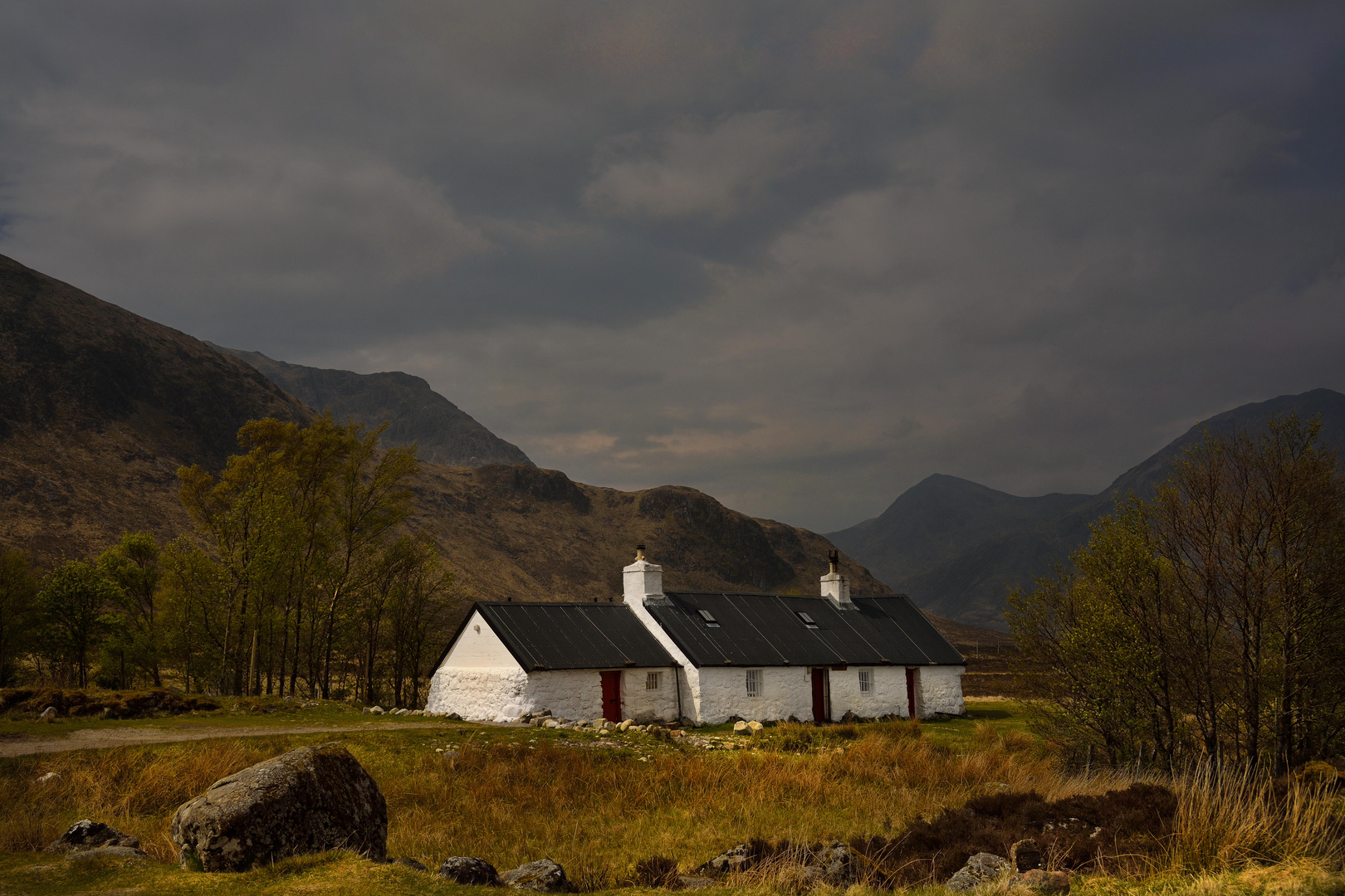 .black rock cottage.