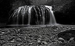 black-white of iceland X