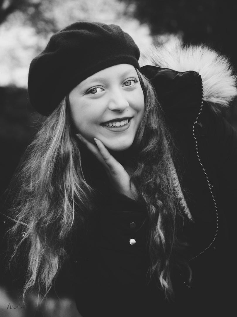 Black & White  Photo .....