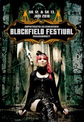 Blackfield Gesicht 2010