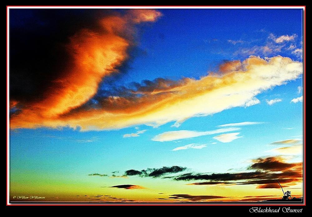Blackhead Sunset
