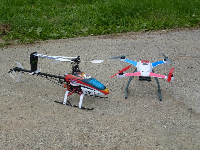 Blade 450 3D & Blade 350QX