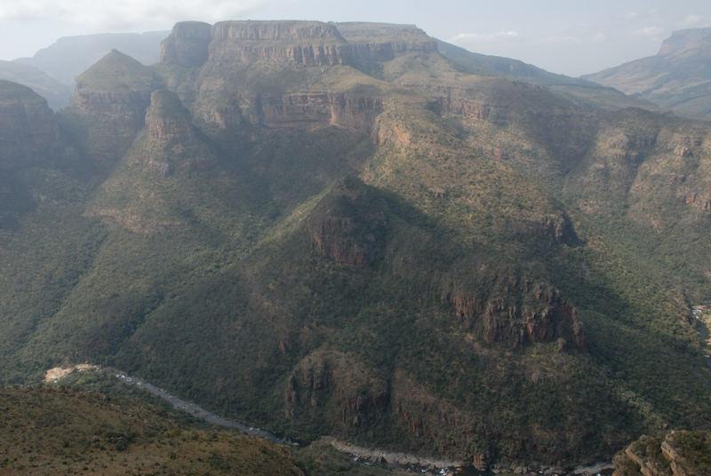 Blade River Canyon