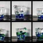 Bläulich X: Sturm im Wasserglas