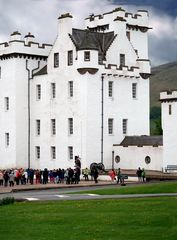 Blair Castle Atholl Highlander