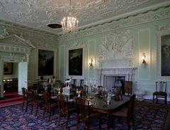 Blair Castle Speisesaal