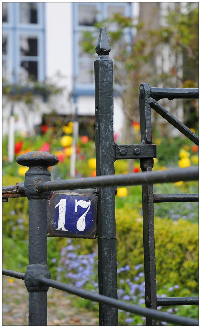 Blankenese, Nr. 17 an der Elbe