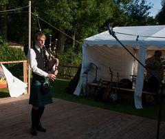 Blasen ist eine schottische Kriegslist