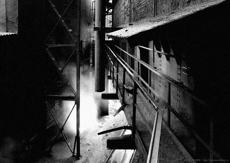 Blast furnace retirement