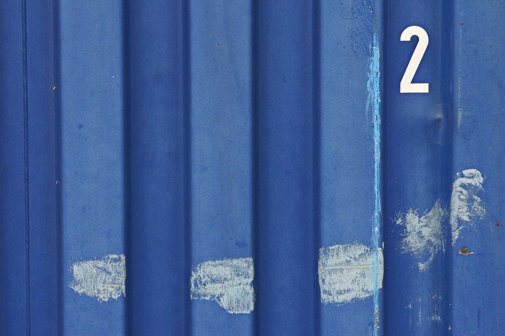 Blau auf'm Bau 23