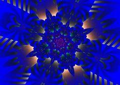 Blau, blauer ... Augenschmerz ... ;-)