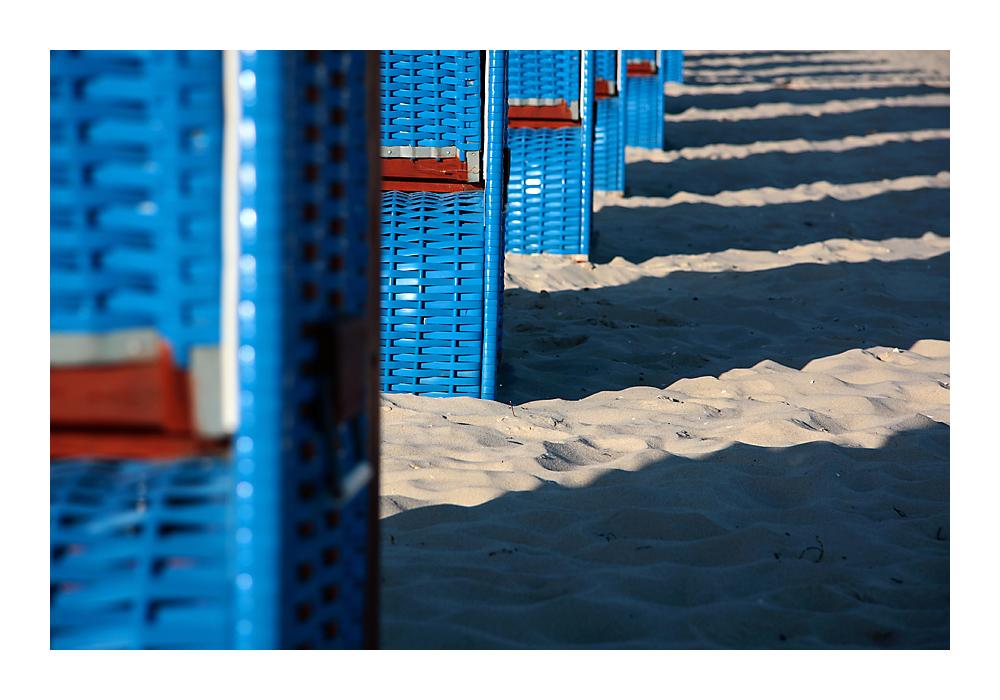 Blau ist nicht nur das Meer...