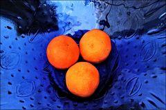 """"""" blau-orange"""""""