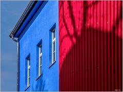 Blau-Rot