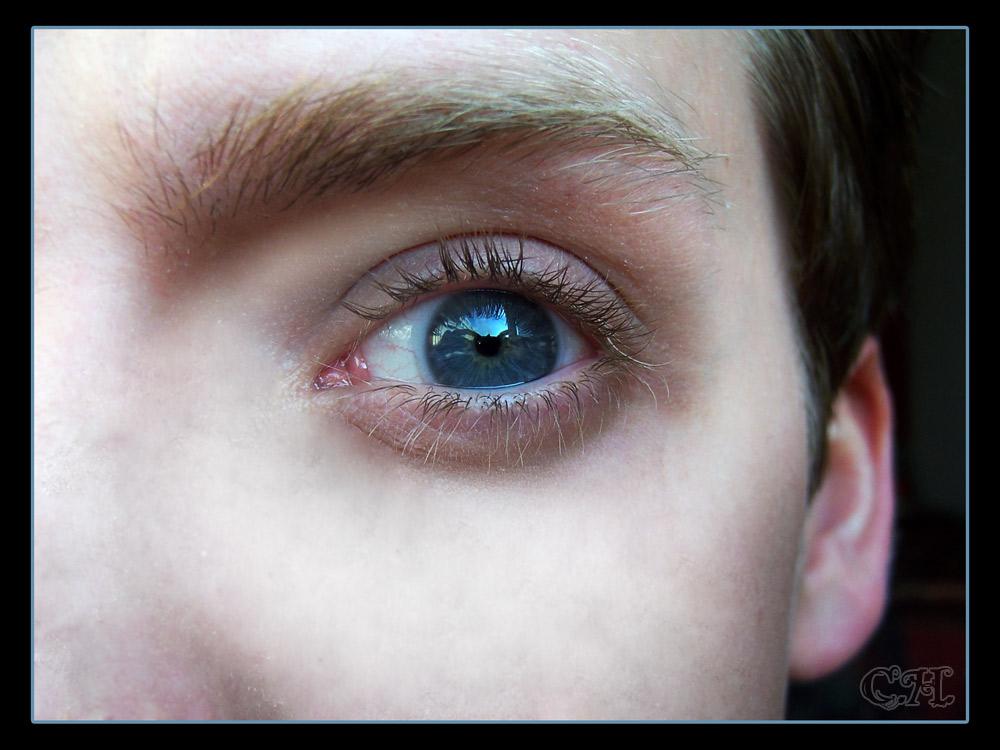 Blaue Augen Lügen nicht.... ;-)