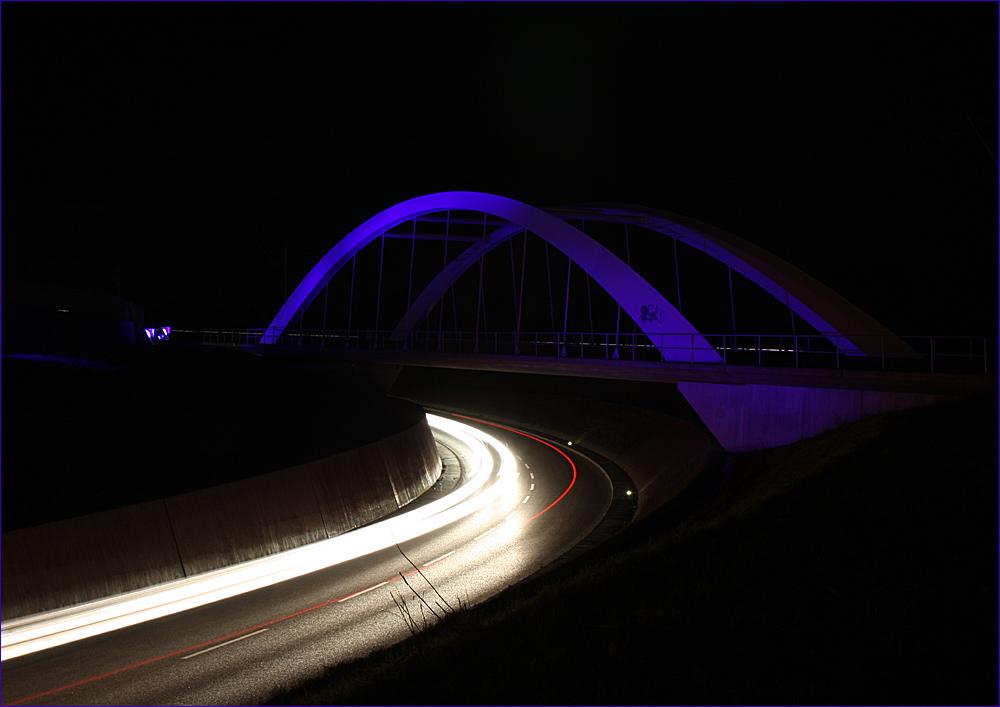 Blaue Brücke I