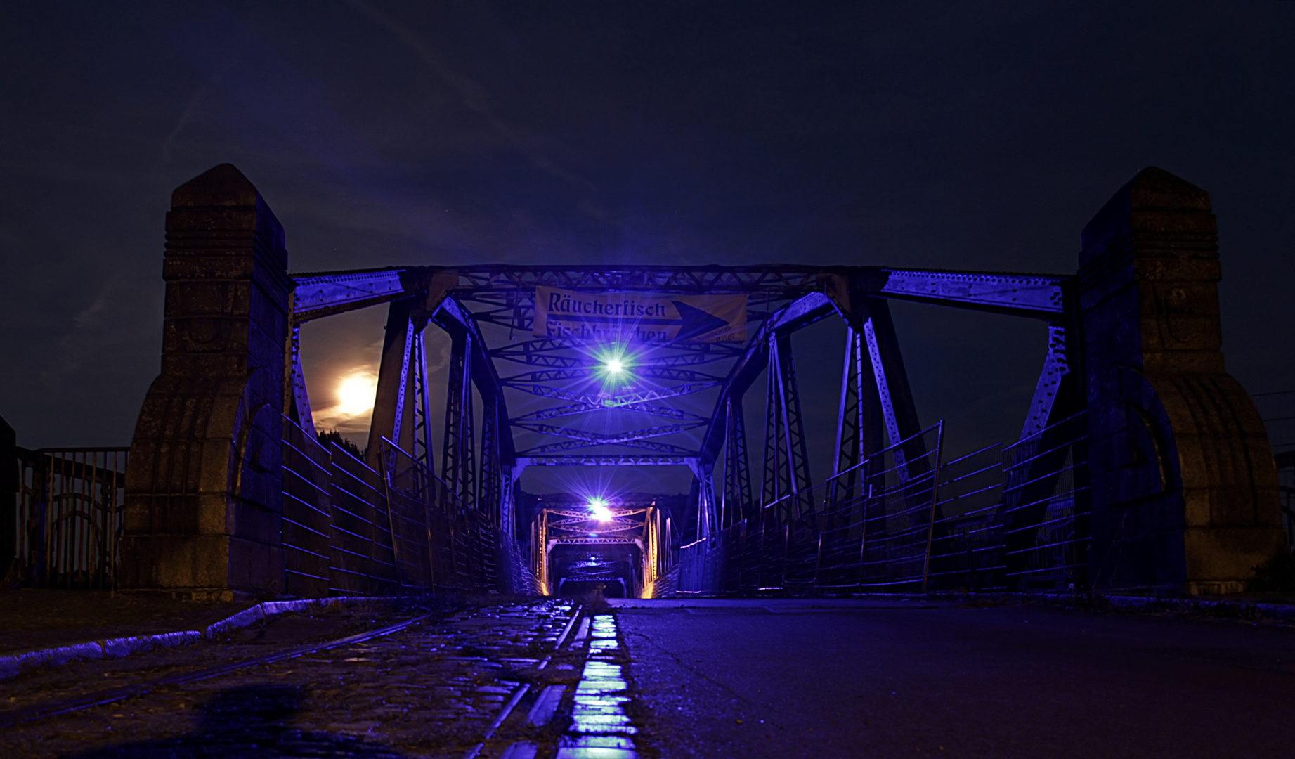 Blaue Brücke (Plaue Brandenburg)
