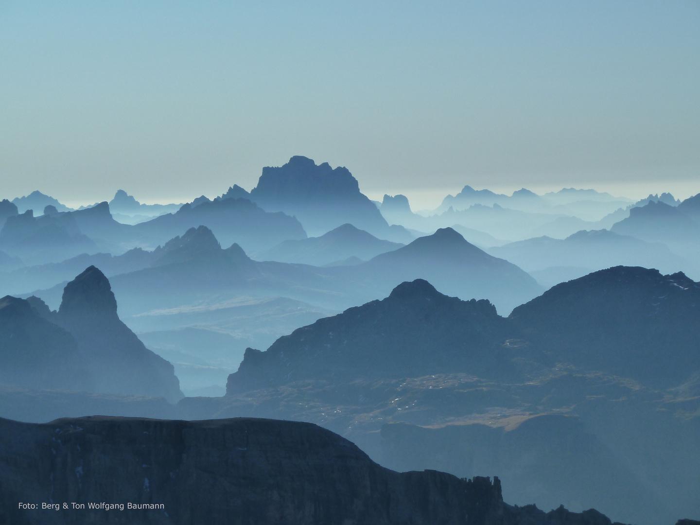 Blaue Dolomiten