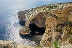Blaue Grotte von Zurrieq