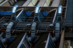 Blaue Industrie 1