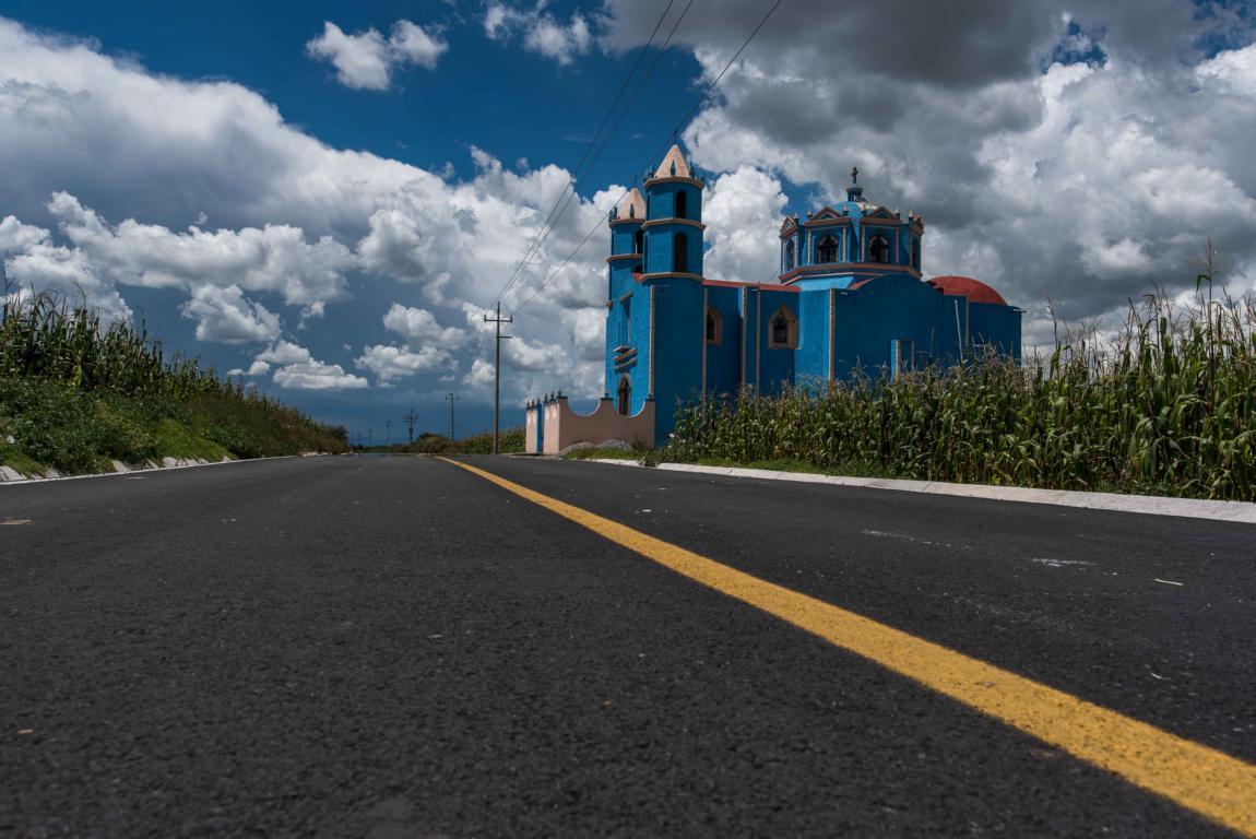 Blaue Kapelle