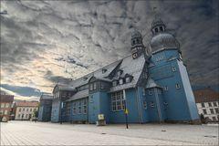 ** Blaue Kirche **
