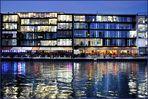 Blaue Nacht, o blaue Nacht am Hafen