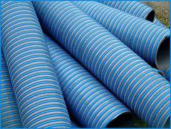 Blaue Rohre