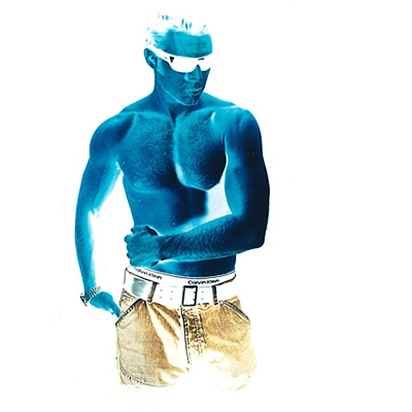 Blaue Serie