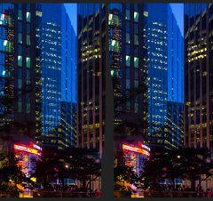 Blaue Stunde 3D