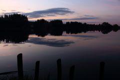 Blaue Stunde am Mönchssee