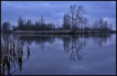 Blaue Stunde am Morgen (Reload)