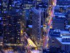 Blaue Stunde - Flatiron Building...