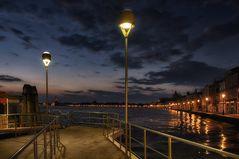 Blaue Stunde -  Giudecca - Venedig