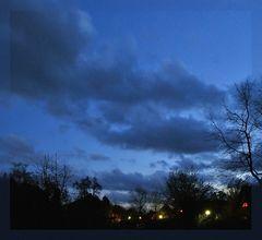 Blaue Stunde I