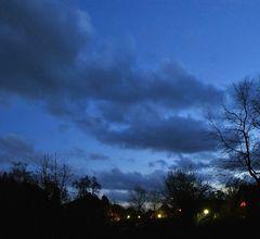 Blaue Stunde  II