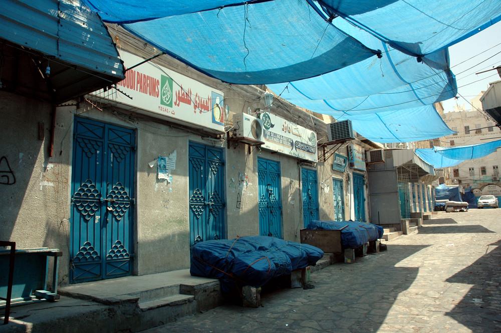 Blaue Stunde in Mukalla 3