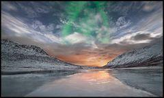 Blaue Stunde - Norwegen