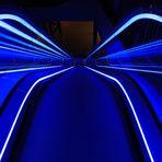 * Blaue Treppe *