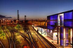 Blauer Bahnhof Nordstadt