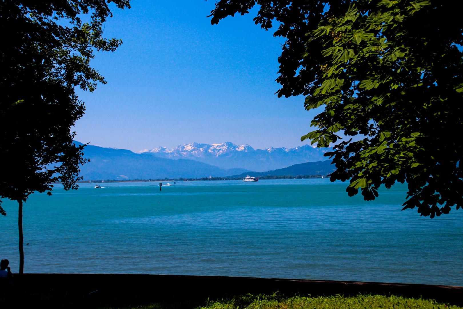 blauer Bodensee