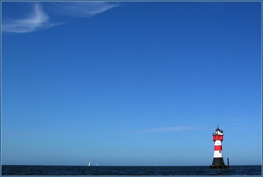Blauer Himmel......