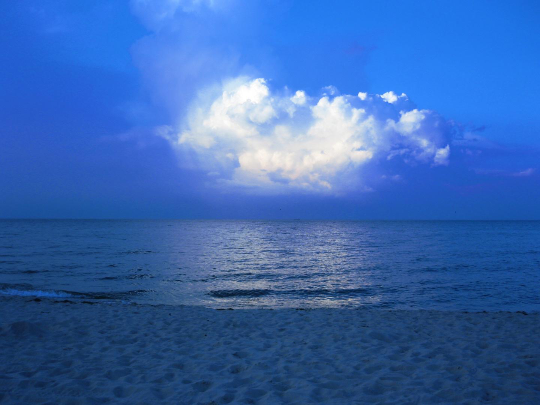 Blauer Himmel;)