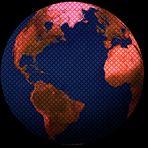 blauer Planet 5