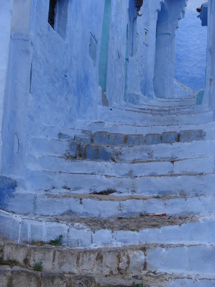 Blaues Chefchaouen