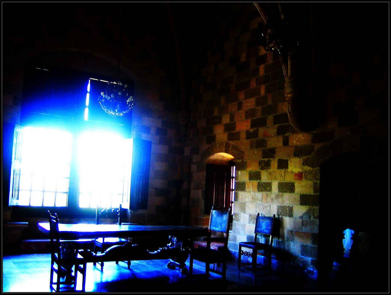 Blaues Gefängnis...