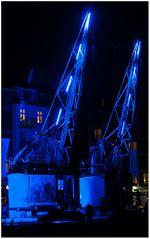 Blaues Hamburg