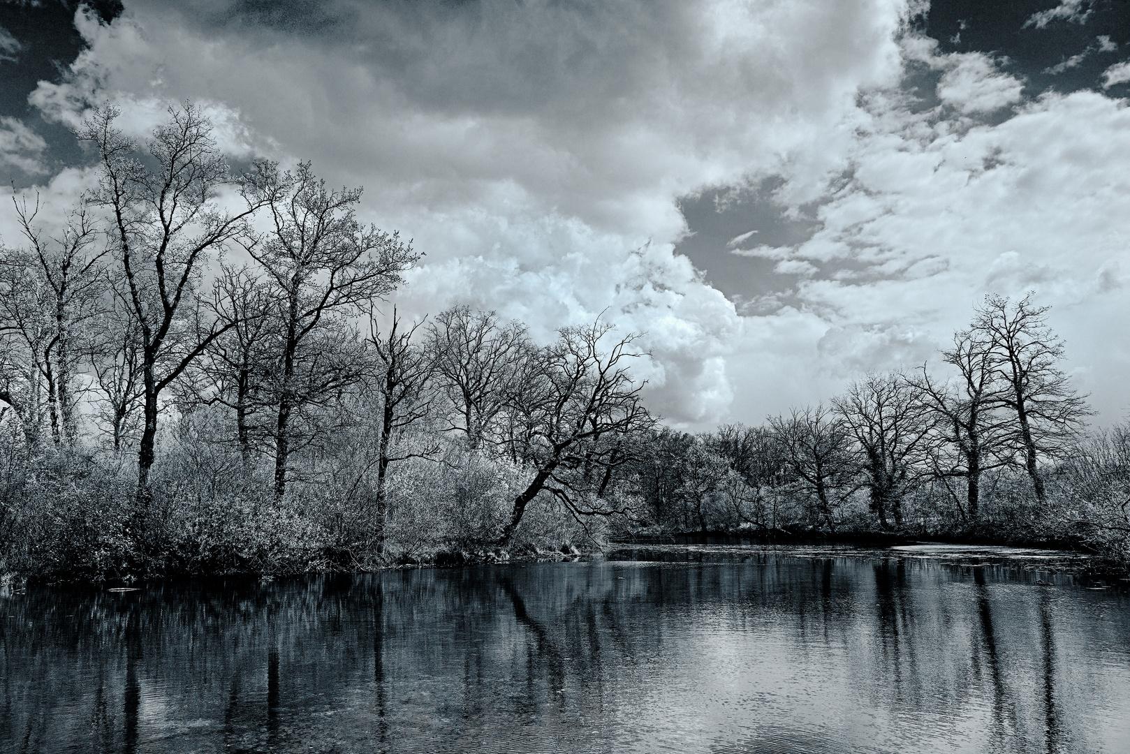Blaues Loch