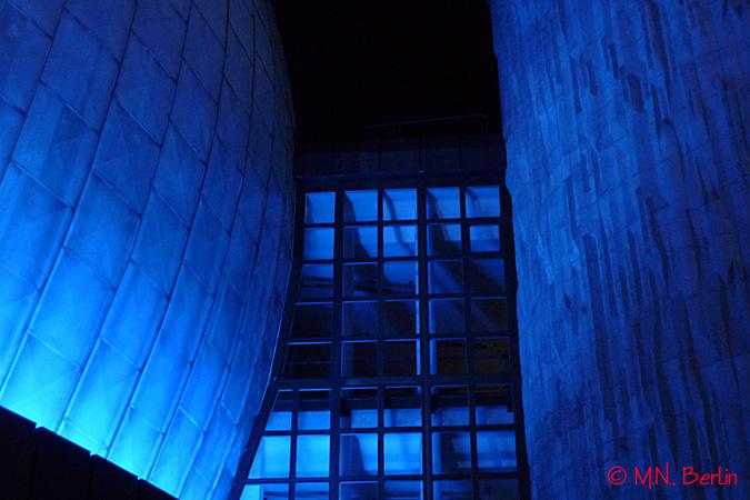 Blaues Planetarium in Berlin